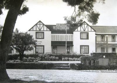 Hotel Victoria, George Museum